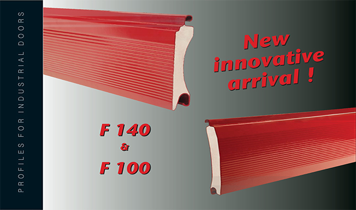 F100 - F140 insulated profiles
