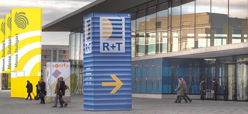 Συμμετοχή στη διεθνή έκθεση «R+T 2018»