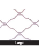 <b>Rhomb size:</b> W17cm - H11,5 cm. Suitable for professional spaces with relatively large-sized articles.