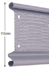 <b>PROFILE:</b><br /> GALVANIZED STEEL<br /><br /><b>DIMENSION:</b><br /> 115mm <br /><br /><b>THICKNESS:</b><br /> 1mm